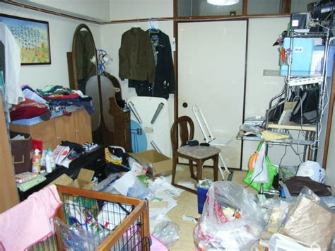 messy bedroom messiest houses in japan blog
