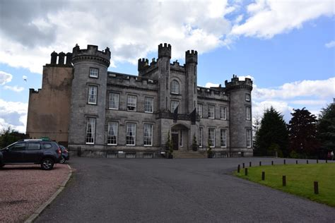 pictures on airth castle haunted easy diy christmas