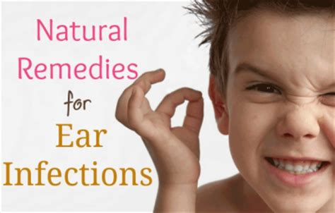ear yeast infection home remedy home remedies for ear infections