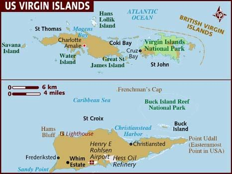 us islands map map of us islands