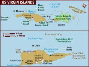 map of us islands
