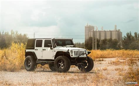 Tuning Jeep Wrangler Front