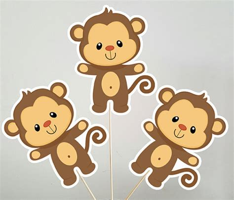 Monkey Decorations by Monkey Centerpieces Monkey Decorations Monkey Centerpiece