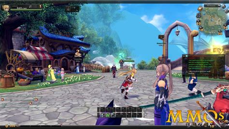 best mmo pc anime mmorpgs