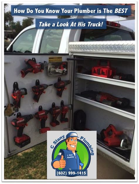 service truck tool storage ideas how do you your plumber is the best check out
