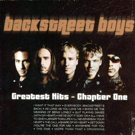 backstreet boys greatest hits chapter