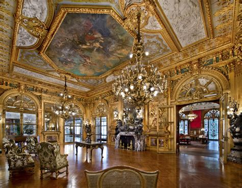 gold room nyc gilding the coast inside the newport mansions previews inside out