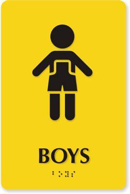 boy bathroom sign boys bathroom signs kids bathroom signs
