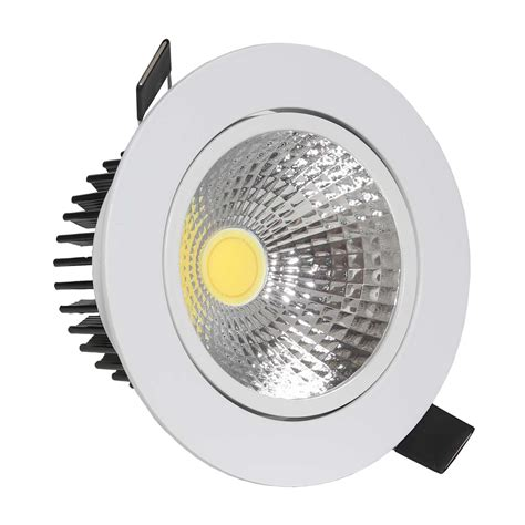 led white lights lighting led cob spot light with transformer white