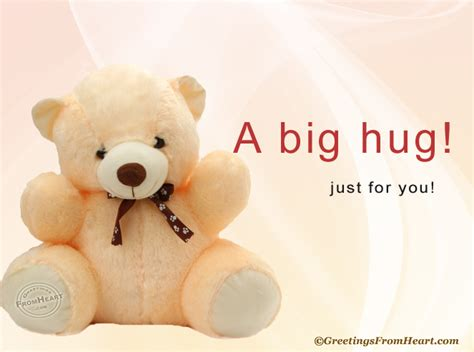 Hug And hugs scrap a big hug for you