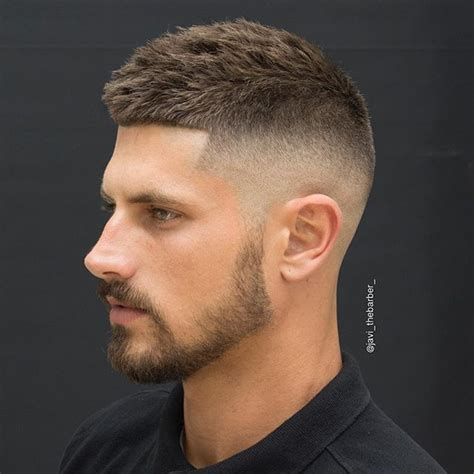 fades for fat heads the easiest short men s haircut the buzz haircuts