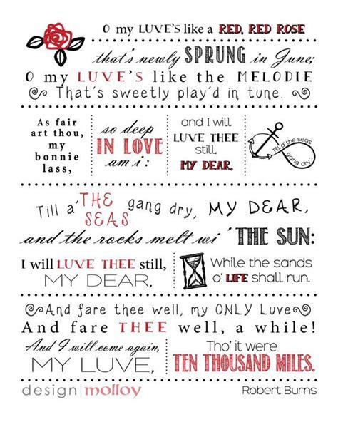 Wedding Quotes Robert Burns by 25 Best Ideas About Robert Burns On Robbie