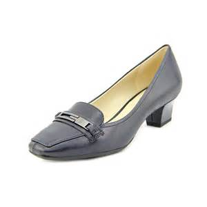 womens narrow shoes naturalizer flynn womens narrow leather loafers shoes ebay