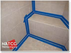 how to professionally re caulk a tile shower for the