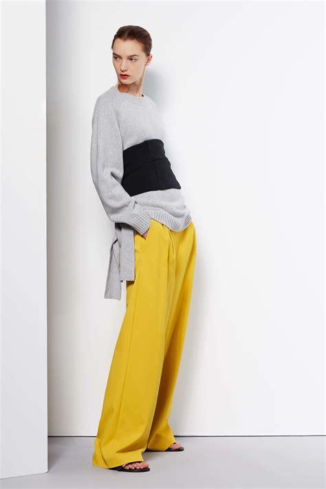 Wardrobe In Fashion Shows by Tibi Resort 2017 Collection Photos Vogue