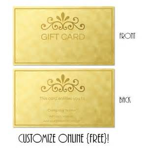 Gift Card Templates by Gift Card Template