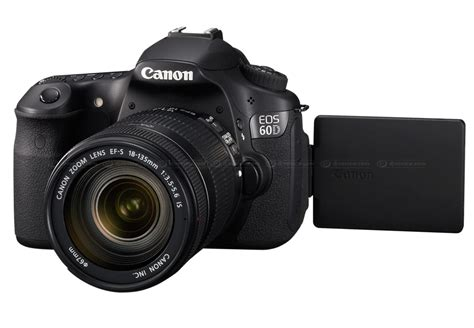 Canon 60d Only canon eos 60d dslr announced and previewed digital photography review
