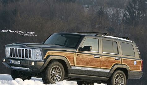 jeep wagoneer 2019 jeep grand wagoneer car updates 2019 2020
