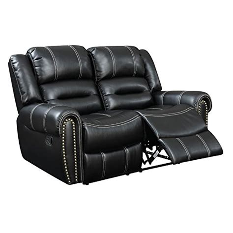 leather recliner chair reviews product reviews buy furniture of america stinson faux