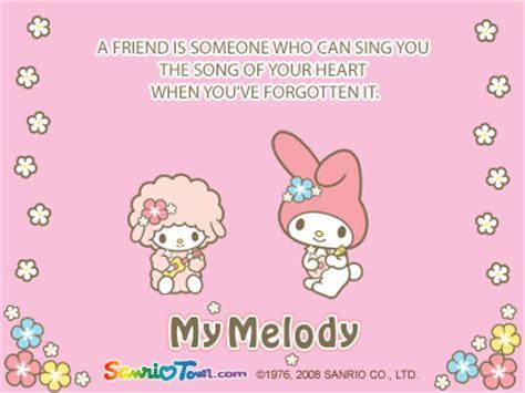 My Melody Birthday Card My Melody E Card My Melody Photo 2712112 Fanpop