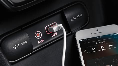 Kia Usb Port Discover The Kia Sportage Kia Motors Europe