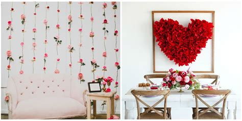 Valentines Day Diy Decorations by Valentines Day Decoration Ideas The Greatest Diy