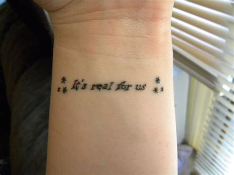 small tattoos sayings small quote wrist tattoos interior home design