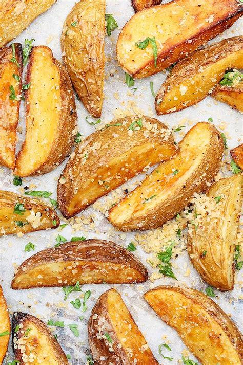 Versatile Side Home Fries by Baked Potato Wedges The Avenue Kitchen