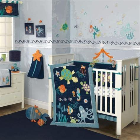 Sea Themed Crib Bedding Top 5 Lambs Crib Bedding Sets Ebay