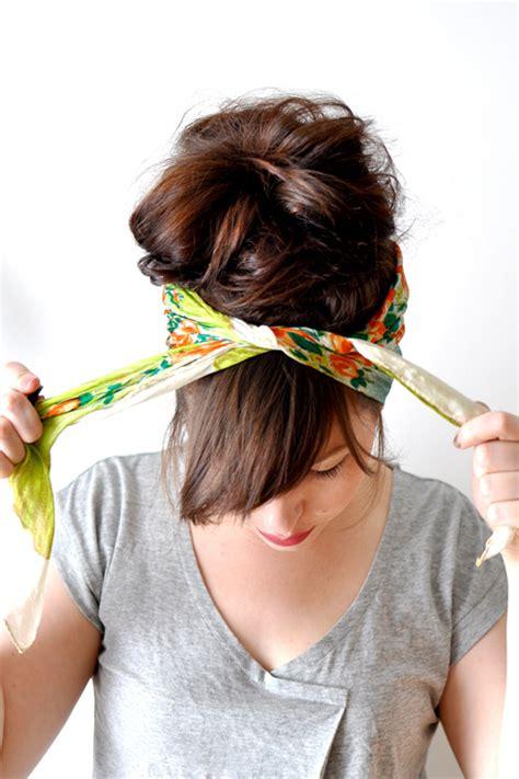 scarf tutorial keiko