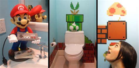 mario bros bathroom super mario bathroom