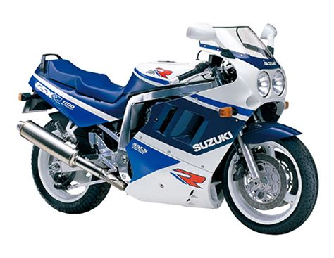 Suzuki Gsx R 1100 Suzuki Gsx R 1100 1989 Datasheet Service Manual And