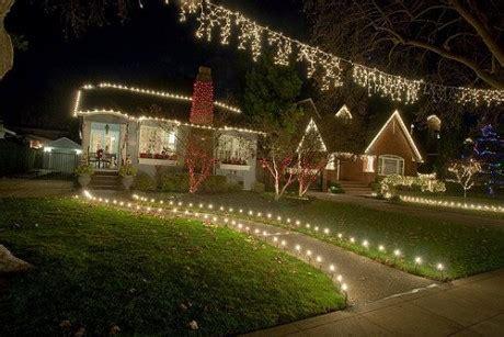fab 40 christmas lights in sacramento christmas lights in the fab 40s sacramento press