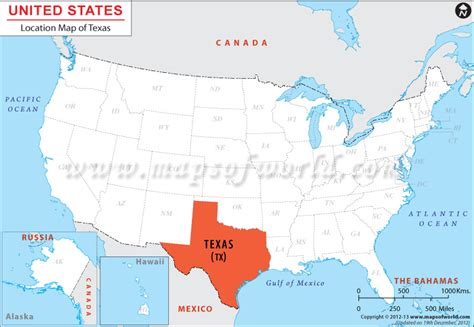 where is texas located on the map where is texas texas location map