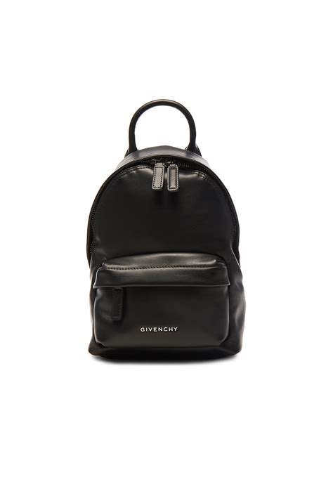 Odessa Goatskin Handbag by Nano Smooth Leather Backpack By Givenchy