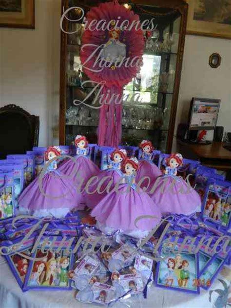 cotillon de sofia princesita princesita sofia cumplea 241 os tematico imagui