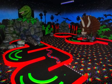 glow in the paint perth triassic park perth