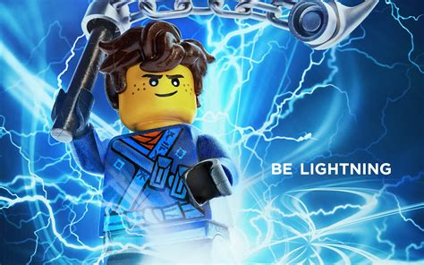 ninjago film wallpaper jay the lego ninjago movie be lightning