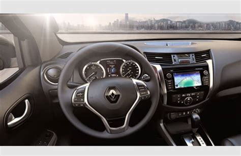 renault alaskan interior meet the renault s new midsize pickup 2017 renault