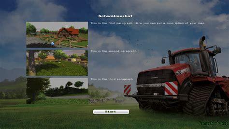 game farm peace mod schwalmer farm v 2 0 187 gamesmods net fs17 cnc fs15
