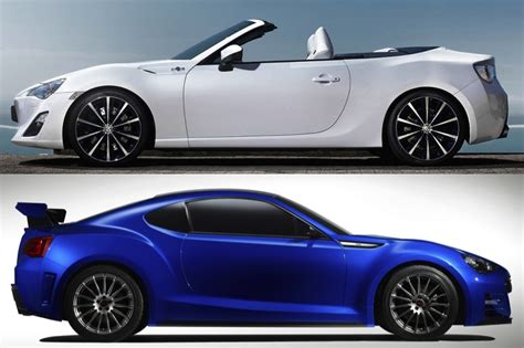 scion sti subaru brz sti or scion fr s cabrio which would you rather