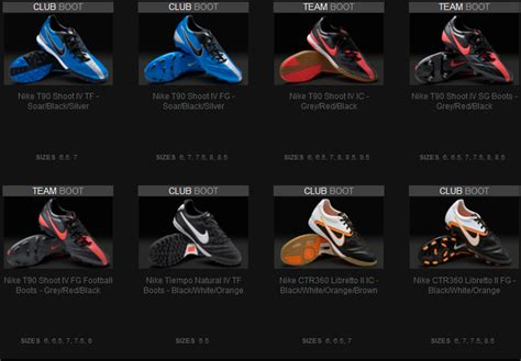 Harga Nike Warehouse malaysia sport outlet adidas and nike futsal boot shoes