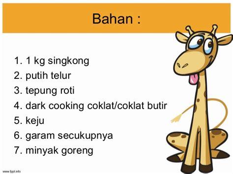 Minyak Goreng Lovina ppt prakarya tataboga