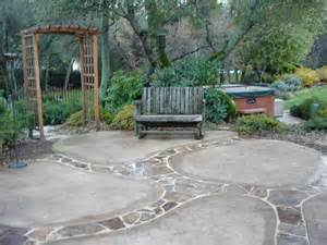 Decorative Concrete Patio Ideas by Pin By Lorentz On Style