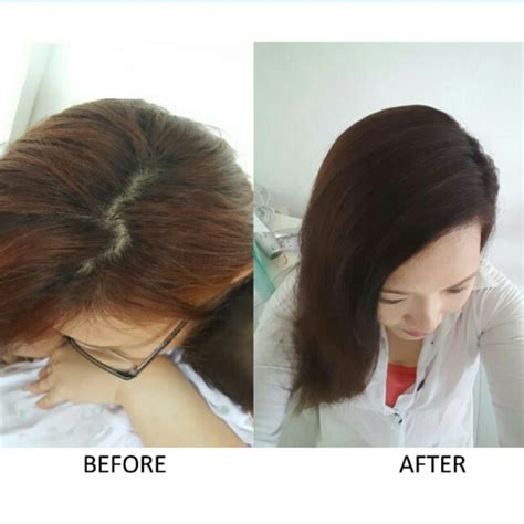 washing hair after color pearl ang liese blaune foam color