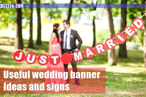 Wedding Banner Ideas by 50 Useful Wedding Banner Ideas And Signs