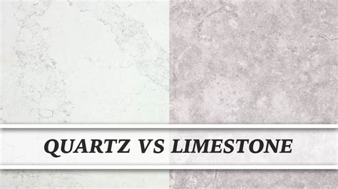Quartz Countertop Brands Comparison by Quartz Vs Limestone Countertop Comparison