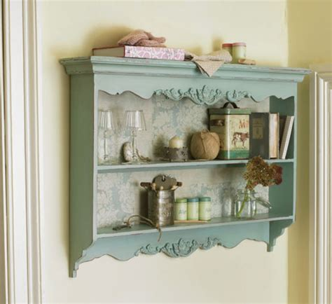 charming inspiration country wall shelves kitchen cottage