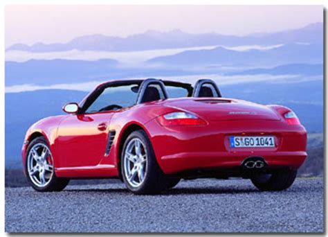 Unterhaltskosten Porsche Boxster by Motormobiles Neuer Porsche Boxster Und Boxster S