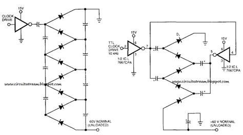 multiplier circuit diagram simple voltage multiplier circuit diagram electronic